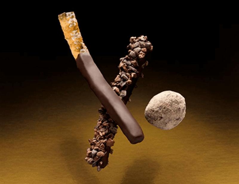cioccolato di bulgari dubai