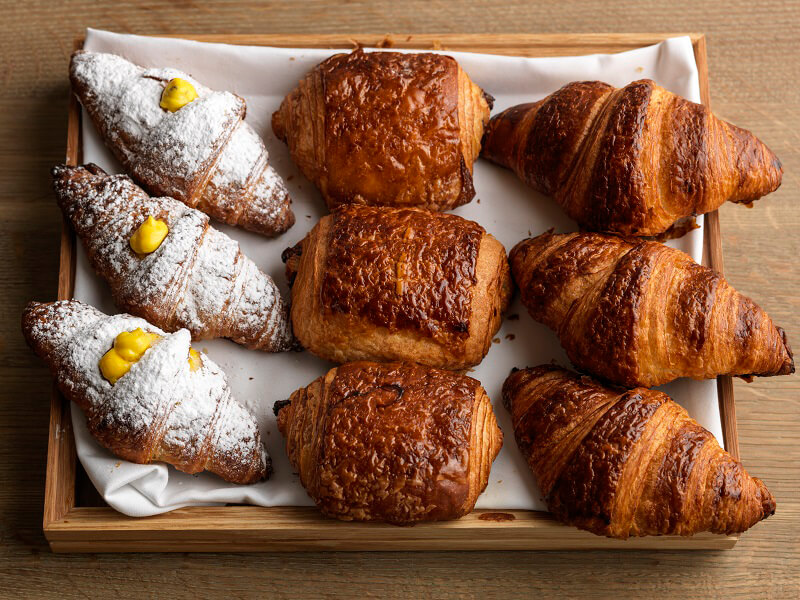 panetteria by fucina croissant