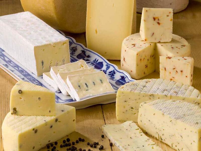 prodotti biologici formaggi