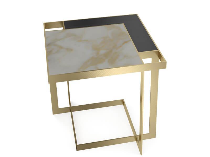 Marioni GARY coffee table  restyling della casa san valentino