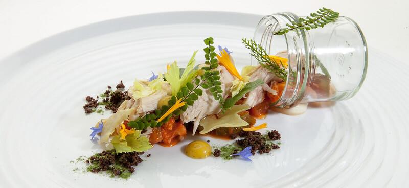 ristorante la credenza montréal en lumiere tonno di coniglio