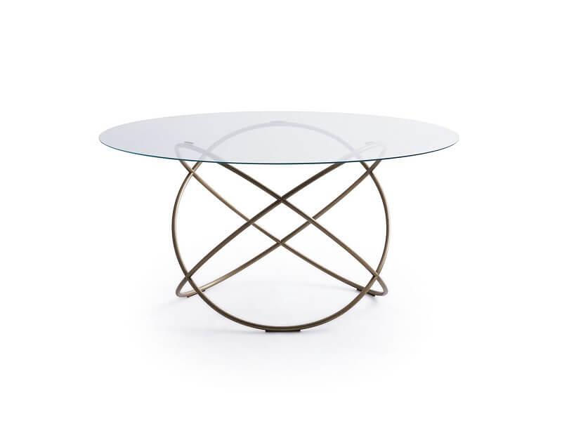 san valentino restyling della casa tavolo sfera molteni