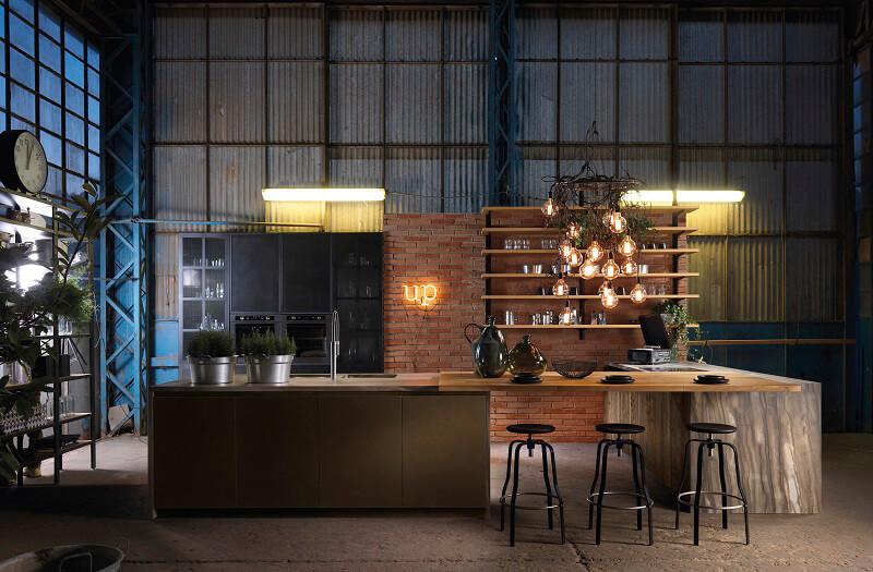 ASTER cucine novità 2017 Factory