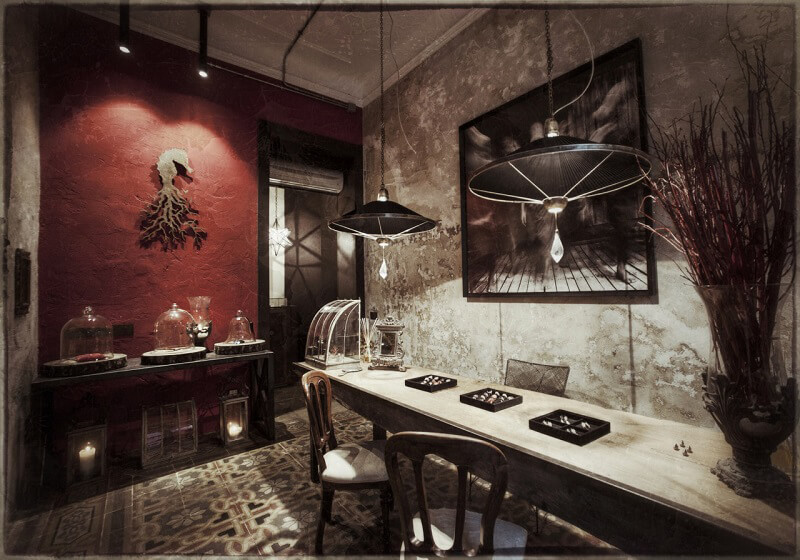 Anthozoa porta venezia in design