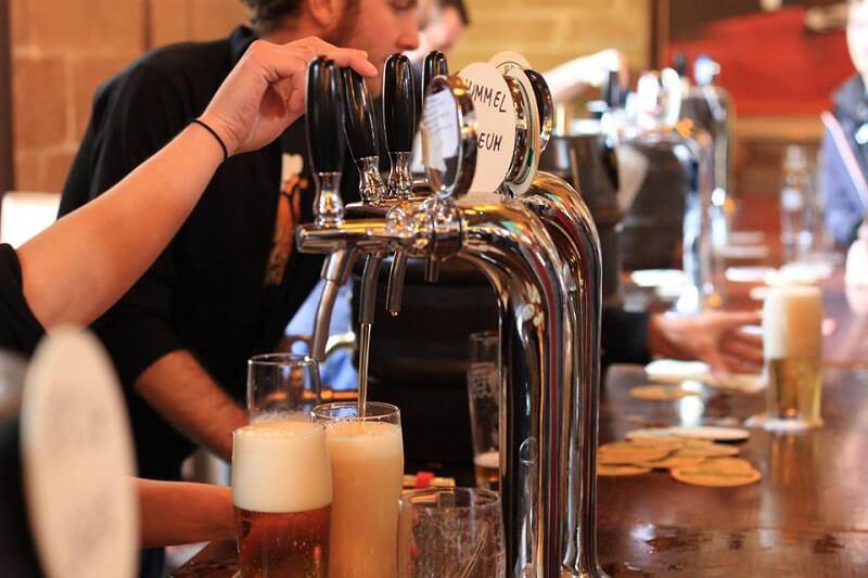 franken bier fest roma