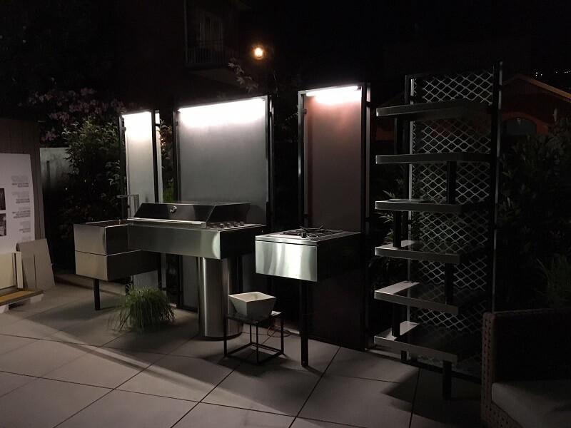 fulgor milano cucina outdoor