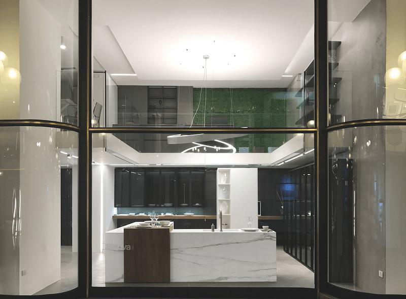 showroom binova milano