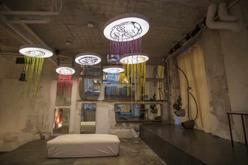 nonostante marras design week
