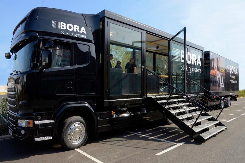 bora truck professional frigo2000