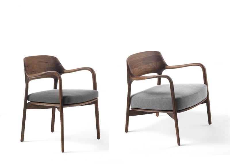 ELLA_ chair collezione seventeen porada