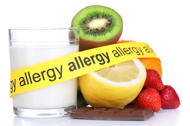 bollino blu contro le allergie