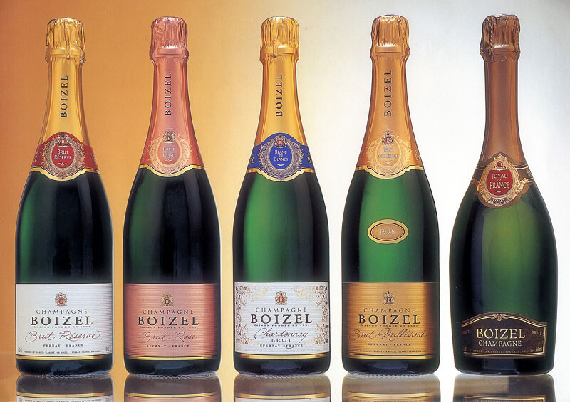 champagne boizel summa 2017