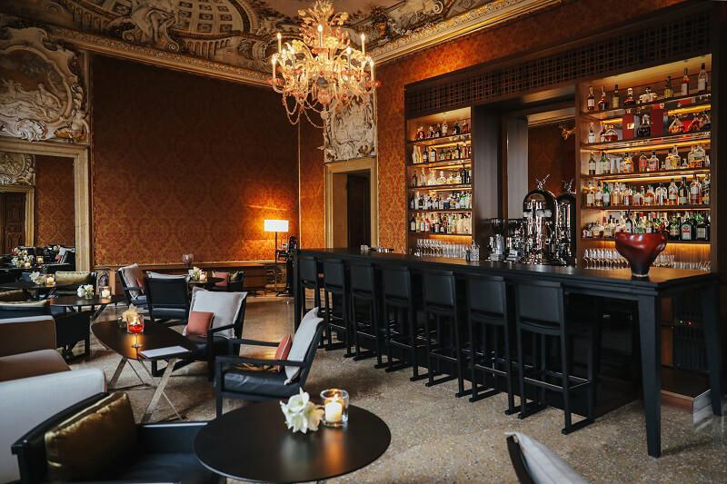 Aman Venice The Bar