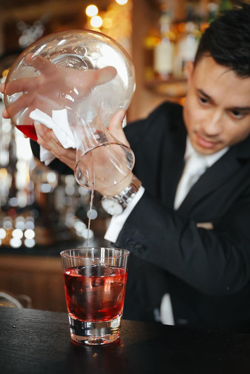 Aman Bar Cocktail