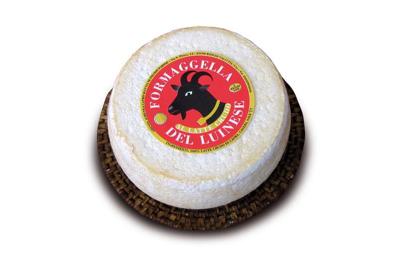 formaggella del luinese
