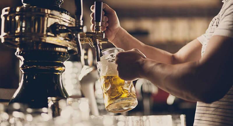 un mare di birra