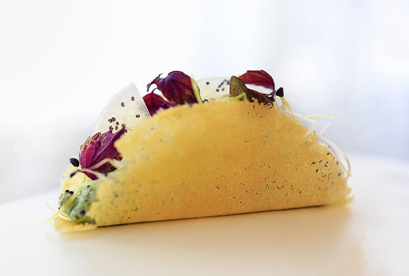Tacos di Mais Marano