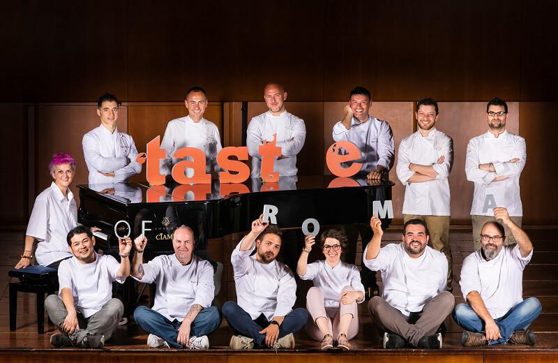Taste of Roma 2017