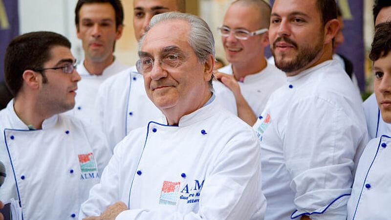 Scuola di Cucina Alma Gualtiero Marchesi