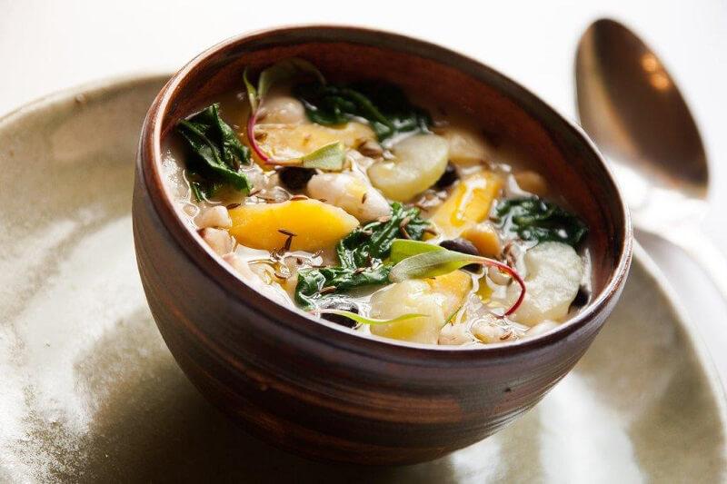 Zuppa Francigena di Mariangela Susigan