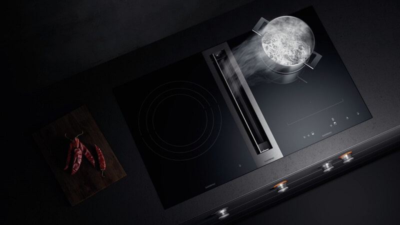 Piani cottura FlexInduction Gaggenau