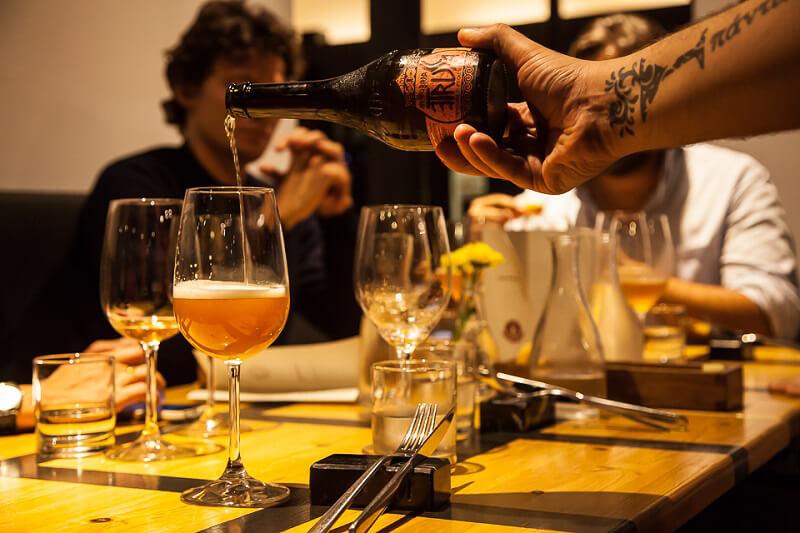 Chef Bizzarri by Birra del Borgo