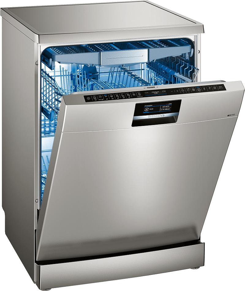 brilliantShine Siemens Lavastoviglie SN278I36TE