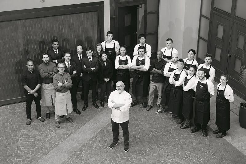 I miei nuovi menu Claudio Sadler