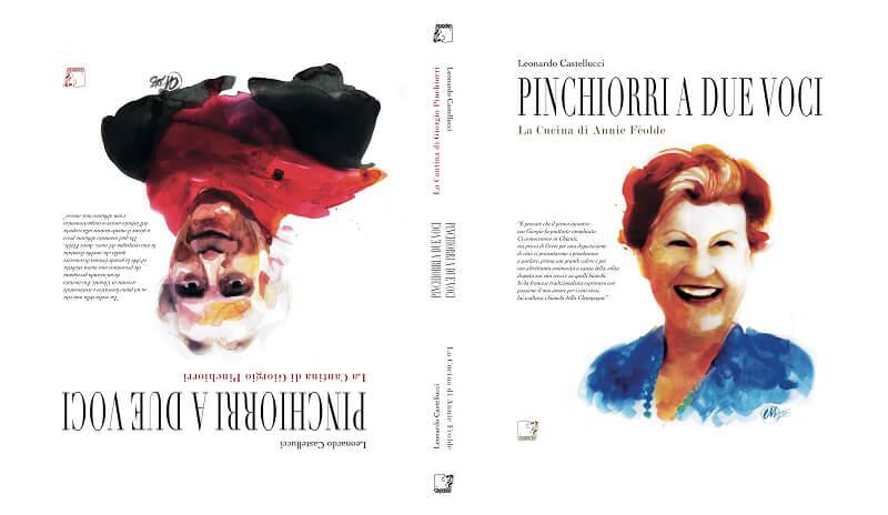 Libri food da regalare Pinchiorri a due voci