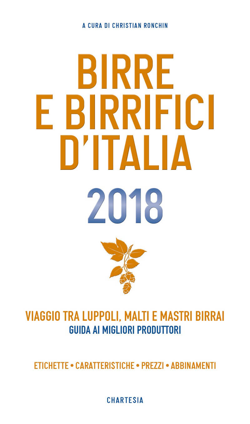 Guide Food and Wine Birre e Birrifici d'italia 2018