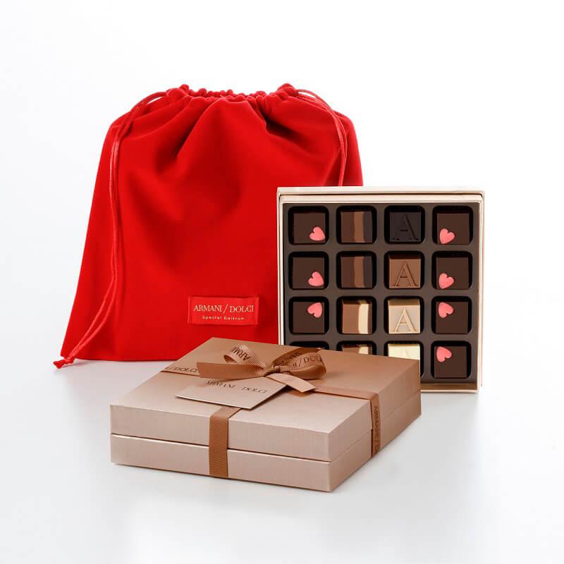Armani Dolci San Valentino 2018