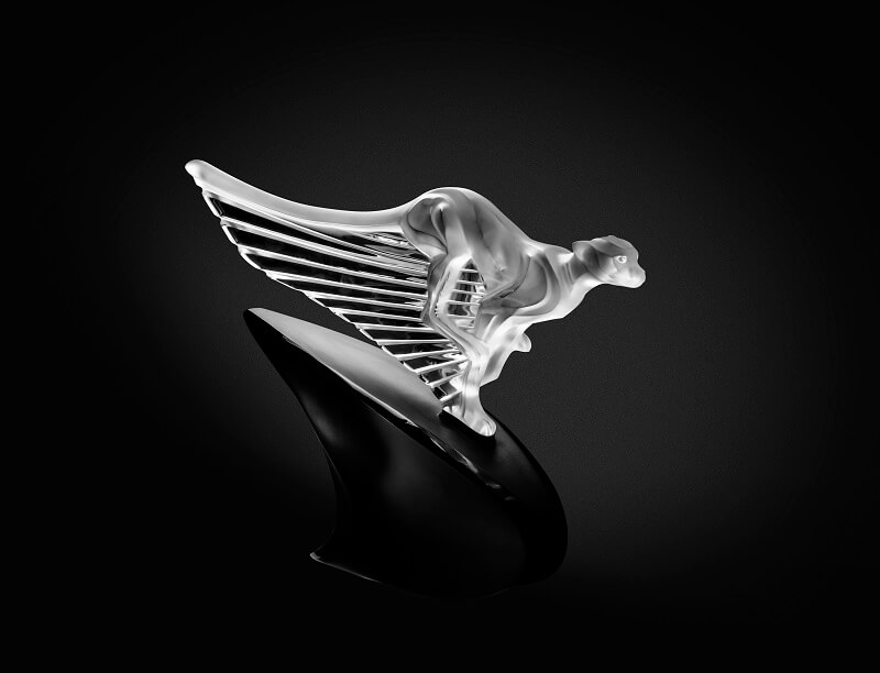 Essence of Speed Lalique McLaren