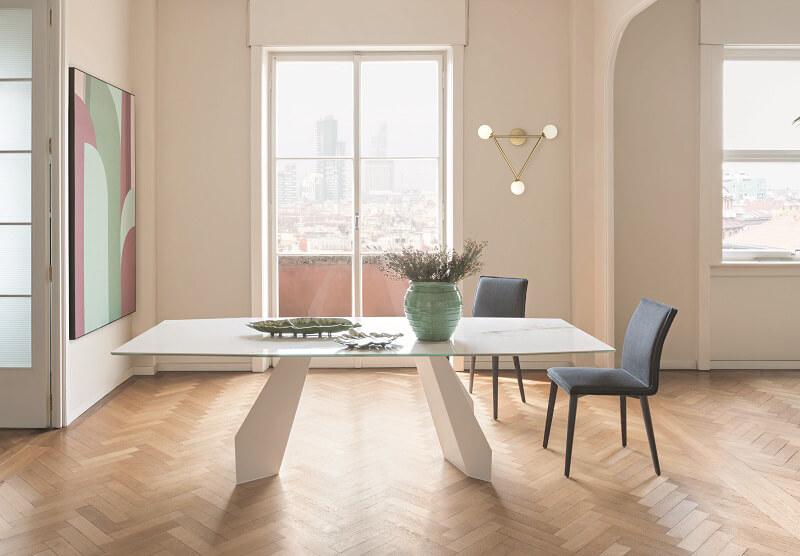 Bonaldo a Imm Cologne 2018 Origami Octagonal