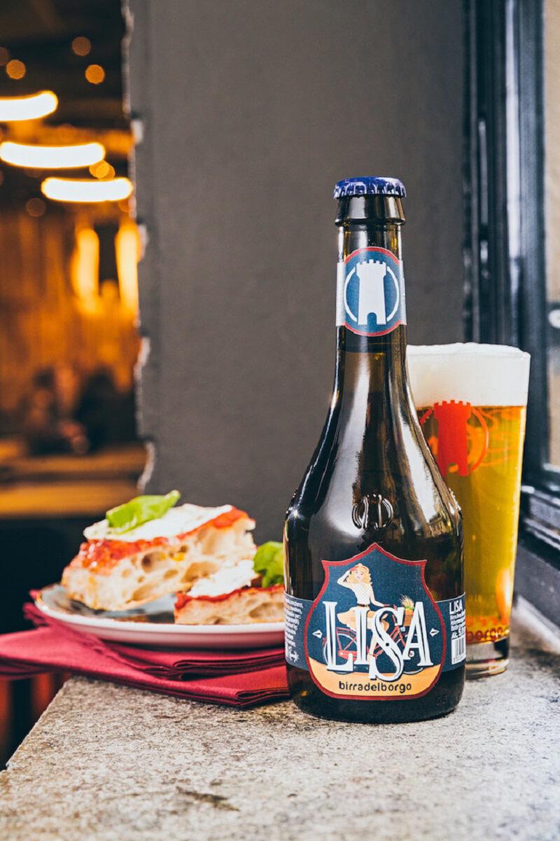 Birra del Borgo presenta Lisa