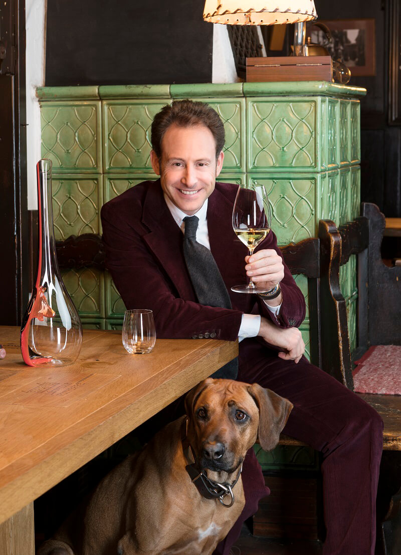 Decanter Dog Riedel