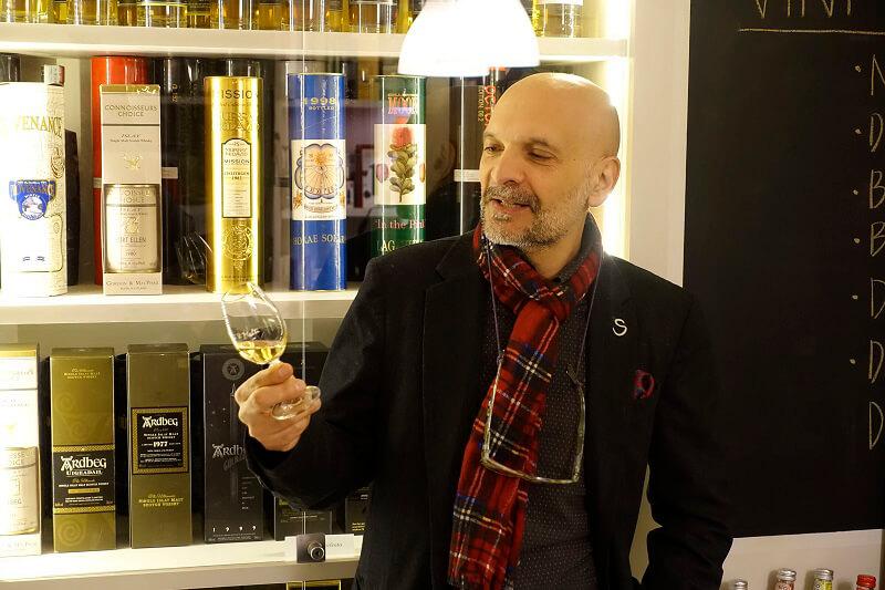 Pino Perrone Roma Whisky Festival 2018