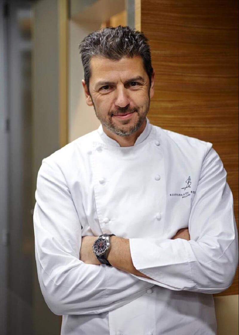 Respect Food Night Andrea Berton