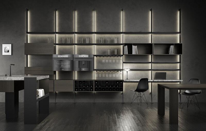 Cucine Cesar Williamsburg Intarsio The 50's
