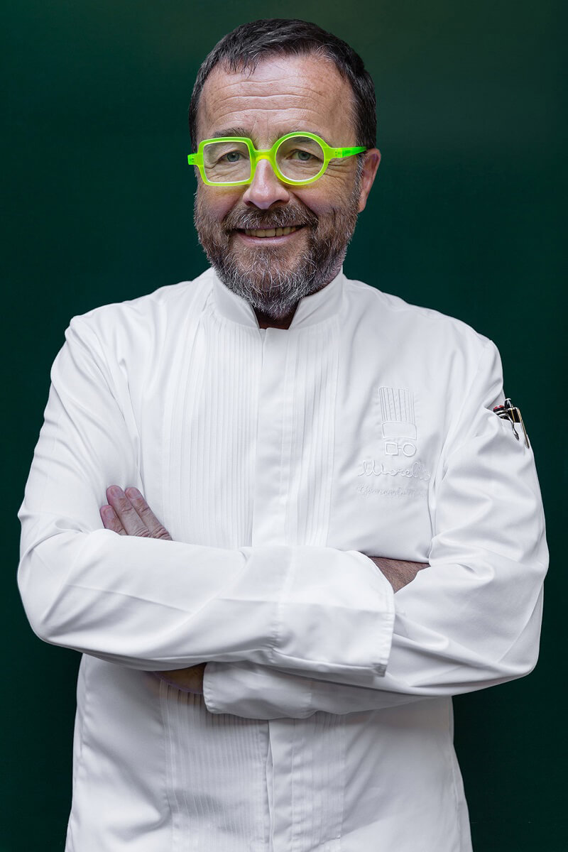 Respect Food Night Giancarlo Morelli