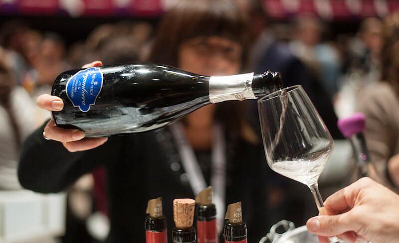 Vinitaly and the City Fuorisalone del vino