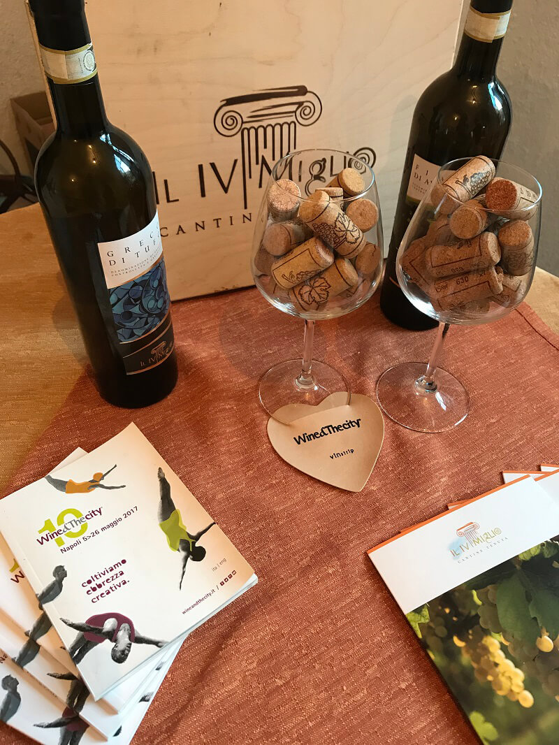 Wine and Thecity 2018