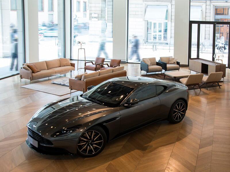 Aston Martin Home Collection