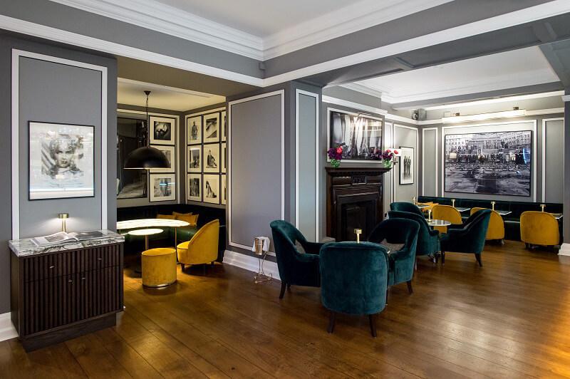 The Donovan Bar at Brown's Hotel