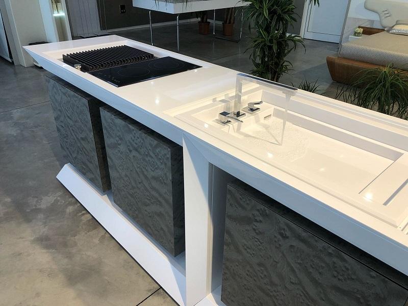 Fly Kitchen Sealine Yachts
