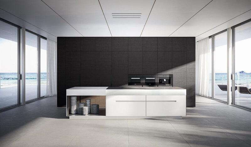 HI-MACS® per la cucina @home di Elmar