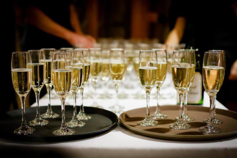 Champagne Gala Night