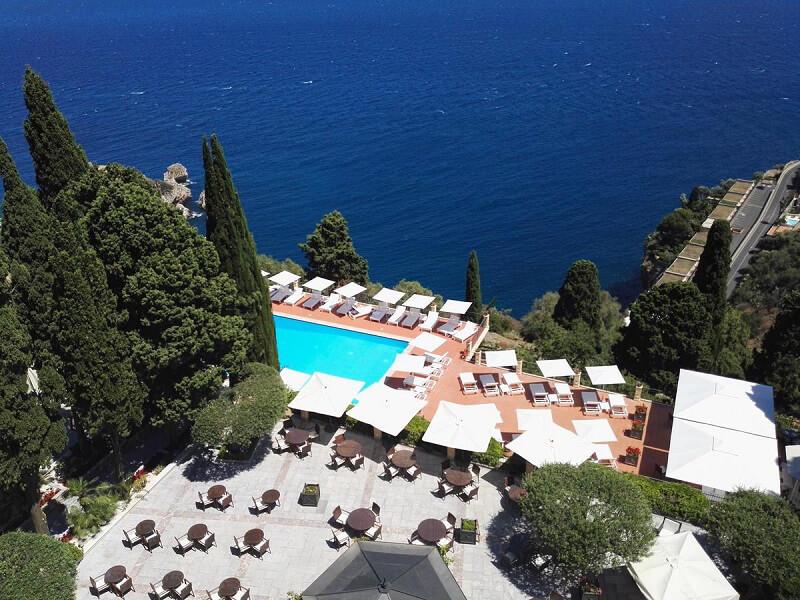 Dining with the Stars Grand Hotel San Pietro Taormina