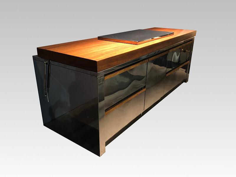 Cucine futuristiche Laboratorio Mattoni