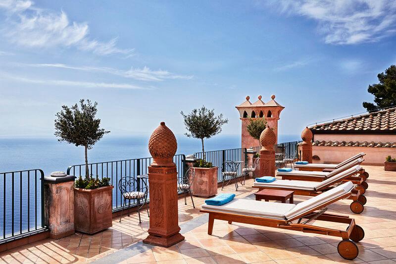 Palazzo Avino The Leading Hotels of the World