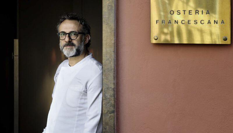 Osteria Francescana di Massimo Bottura